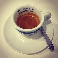 Best drink of the day - the first espresso!