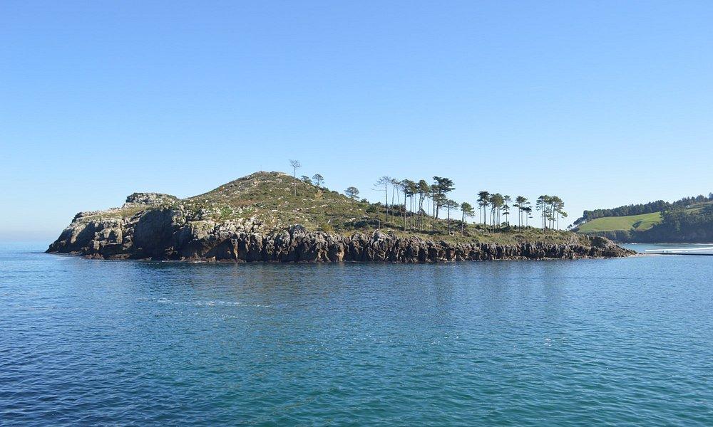 Otra prespectiva desde el puerto..un trozo de paraiso cerca de la playa