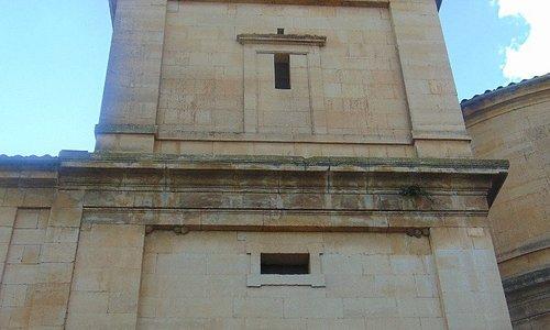 .campanario de la abadía
