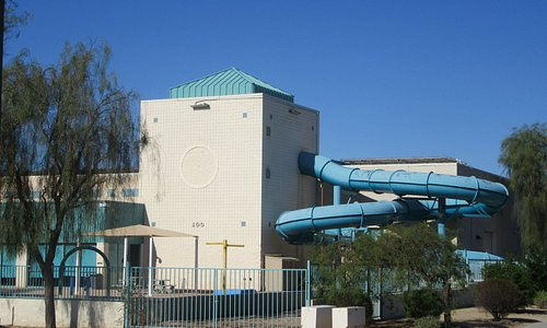 Lake Havasuc City Aquatic Center, Lake Havasu City, AZ