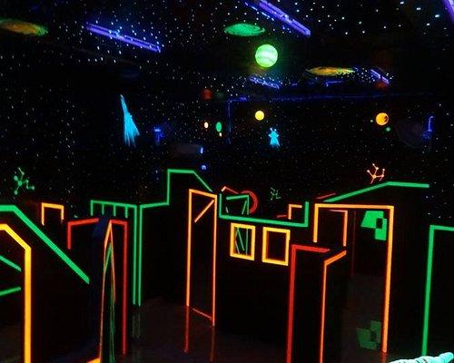 Pune's most advanced & unique laser tag arena only @Gryffindor laser tag,Hinjewadi