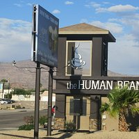 The Human Bean (Coffee), Lake Havasu City, Arizona