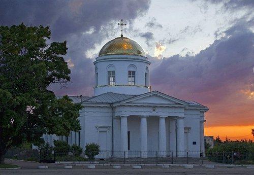Удивительный Покровский собор!
