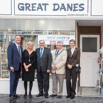 Danish Ambassador Visit