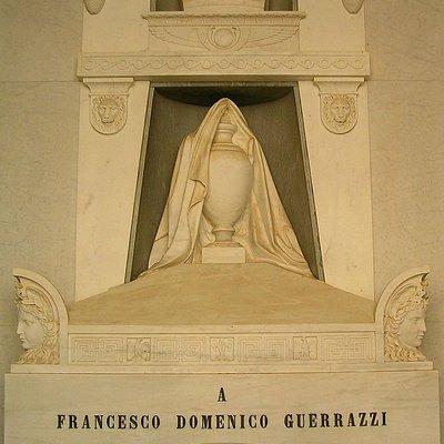 Tomba di F.D. Guerrazzi