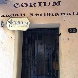 Corium Hand Made Sandals