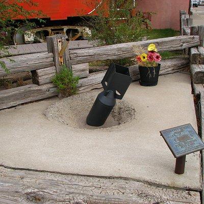 Boise City bomb memorial