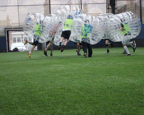 5-a-side Bubble Football