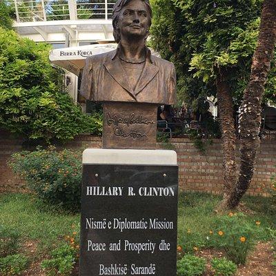 Hillary Clinton Memorial