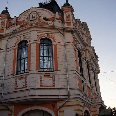 Вид со стороны Большой Покровской ул.