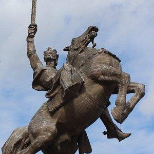 La statua