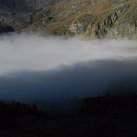 il Lys sotto la nebbia