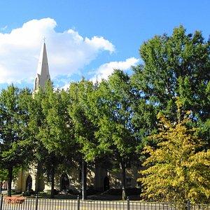 Jefferson Davis' Home Church