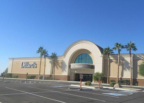Dillards, The Shops at Lake Havasu, AZ
