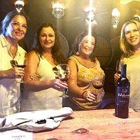 Toller Wein interessantes Konzept schöner Platz wir hatten Spaß 5 Sterne!!!