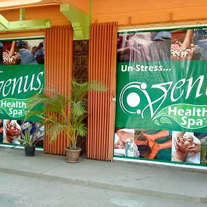 Venus Health SPA, pamper your body heal your soul.