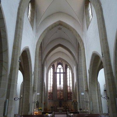 Die große Klosterkirche