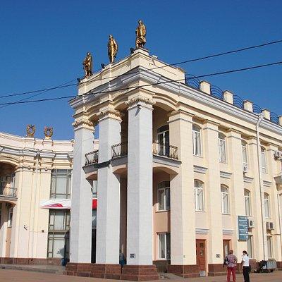 Воронежский железнодорожный вокзал