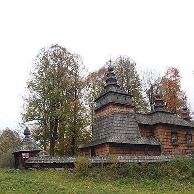 Eglise- musée de Bartne