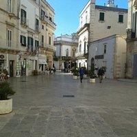 La piazza
