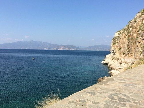 Nafplio Promenade