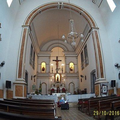 vista do altar