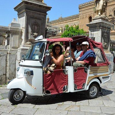 Palermo - Ape Tour