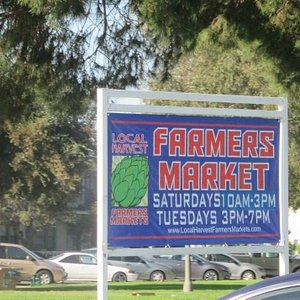 Farmers Market, Long Beach, CA