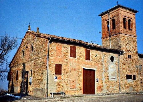 Chiesa di Fogliano