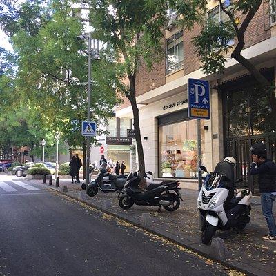Calle de Serrano