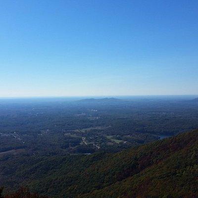 southern view on Yonah