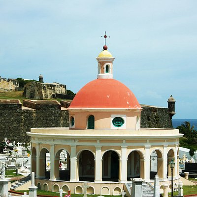 Old San Juan in Puerto Rico