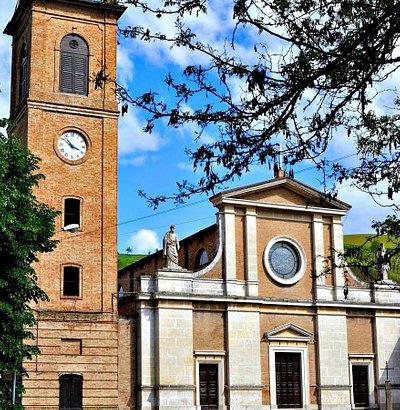parrocchia di torre maina
