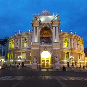 Odessa National Academic Opera and Ballet Theater