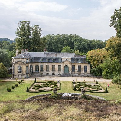 Le château et les jardins