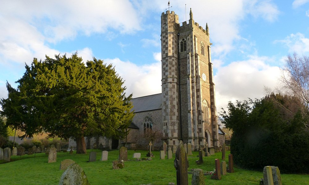 The Chequered Tower seen from the North West.