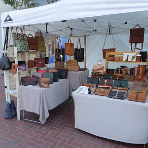 Haesu Hong's impressive array of Hand-Crafted Leather Goods
