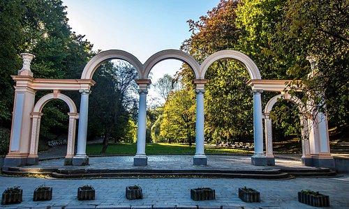 Стрийский парк