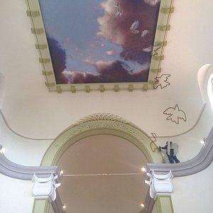il murale di Eron