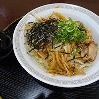 Pork Chan Noodle Soup