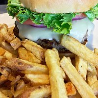 Bell Hall Cheeseburgers are just $7 on Tuesdays!