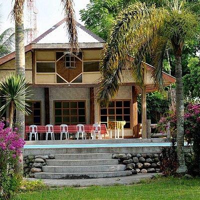 Function Hall and Swimming Pool at Sars Paradise Resort, T'boli