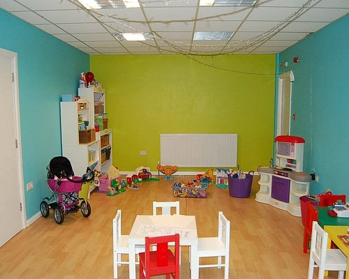 Another view of our Eduplay / Party room!