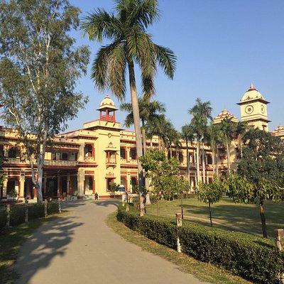 Historic Banaras Hindu University - established in Feb-1916