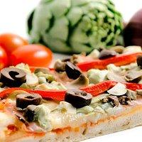 pizza capricciosa by Quadrata