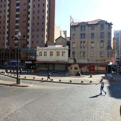 Gandhi Square - Johannesburg, South Africa