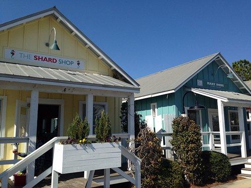 The Shard Shop in Grayton Beach