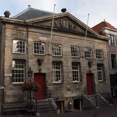 Vleeshal de Koornbeurs in Delft