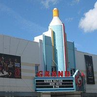Grand Theatre in Tracy, CA