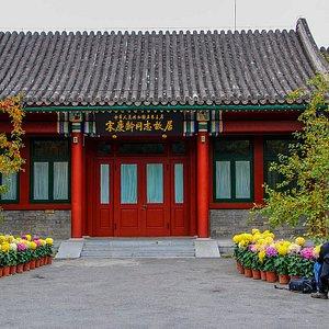 Quaint mansion